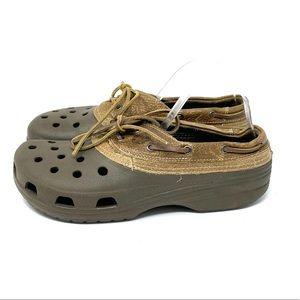 Crocs Duck Shoes